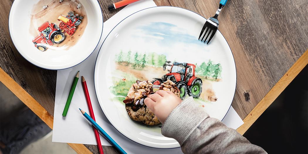Compact Mein Traktor 65151