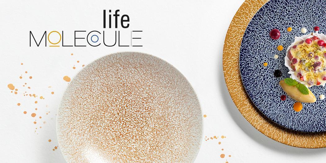 "LIFE Molecule ""Amber Gold Light"" 65018"