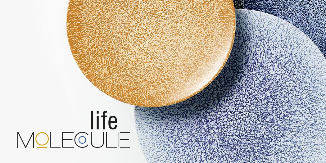 "LIFE Molecule ""Denim Blue Light"" 65019"