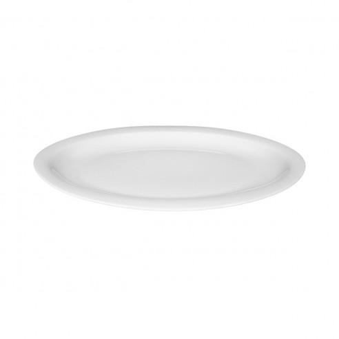 Teller oval 25 cm
