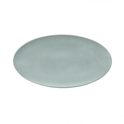 Servierplatte oval 33x18 cm 25674 Life