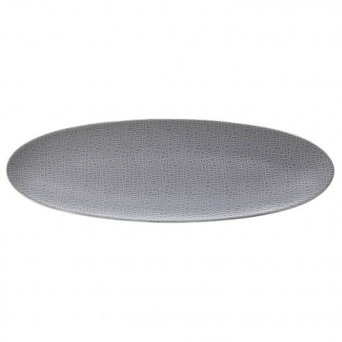 Servierplatte schmal 44x14 cm 25675 Life