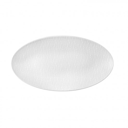 Servierplatte oval 33x18 cm 25676 Life