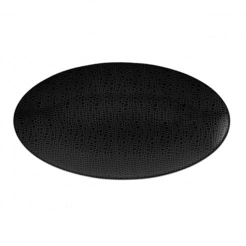 Servierplatte oval 33x18 cm 25677 Life