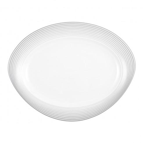 Platte oval 28 cm 23328 Trio