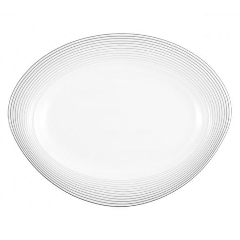 Servierplatte oval 30,5x24 cm 23328 Trio