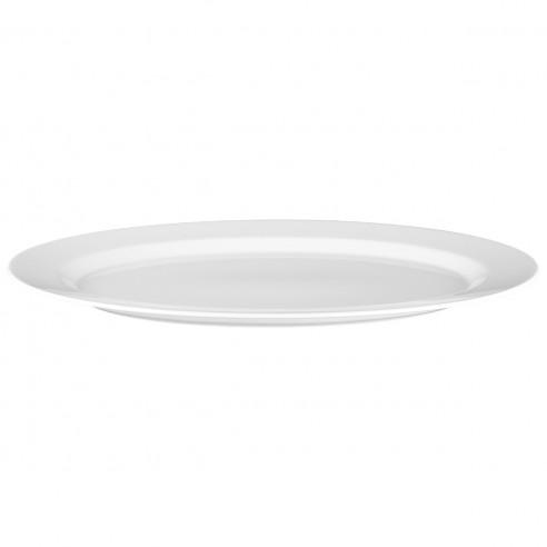 Servierplatte oval 35x26 cm 00003 No Limits