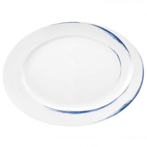 Servierplatte oval 32x26,5 cm 25708 Paso
