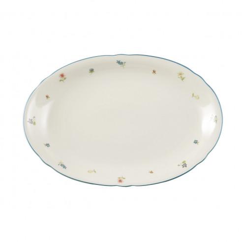 Servierplatte oval 31x21 cm 30308 Marieluise