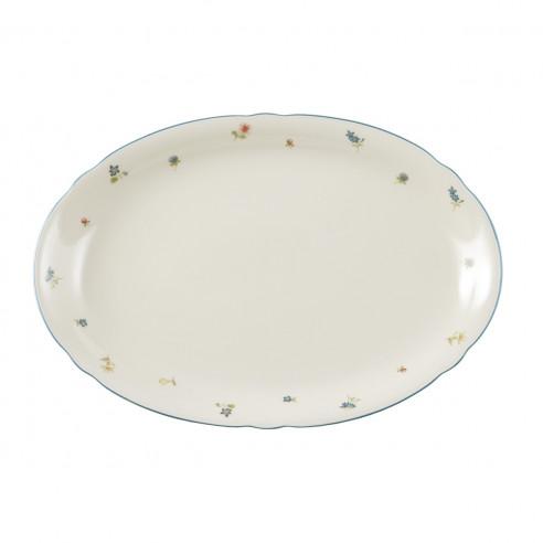 Servierplatte oval 34x26 cm 30308 Marieluise