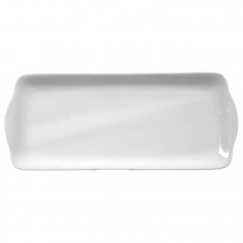 Kuchenplatte eckig 34,5x14,5 cm 00007 Compact