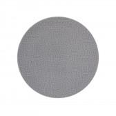 Frühstücksteller rund 22,5 cm - Life Fashion elegant grey 25675