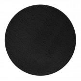 Speiseteller rund 28 cm - Life Fashion glamorous black 25677