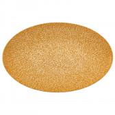 Servierplatte oval 40x26 cm 65015 Life
