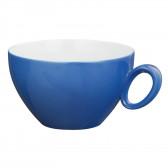 Milchkaffeeobertasse 0,39 l - Trio Blau 23811