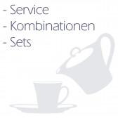 Kaffeeservice 21-teilig 2 - Lido uni 3