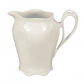 Milchkännchen 0,16 l - Rubin cream uni 7