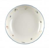 Salatschale rund 19 cm - Marieluise elfenbein Streublume 30308
