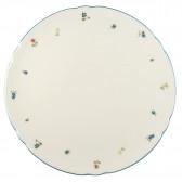 Tortenplatte 30 cm - Marieluise elfenbein Streublume 30308