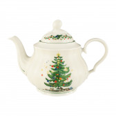 Teekanne 1,10 l - Marieluise elfenbein Weihnachten 43607
