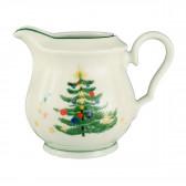 Milchkännchen 0,18 l - Marieluise elfenbein Weihnachten 43607