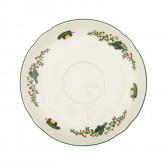 Teeuntertasse 15 cm - Marieluise elfenbein Weihnachten 43607