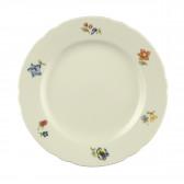 Brotteller rund 17 cm - Marieluise elfenbein Blütenmeer 44714