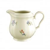 Milchkännchen 0,18 l - Marieluise elfenbein Blütenmeer 44714