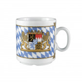 Becher 05  0,27 l - 1/2 Dick Bayern 27110