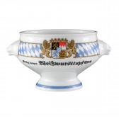Löwenkopfterrine ohne Deckel 1,00 l - Compact Bayern 27110