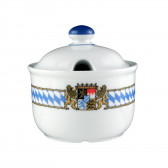 Zuckerdose 0,25 l - Compact Bayern 27110