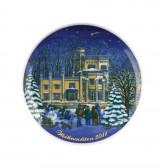 Weihnachtsteller 19 cm Coup - Zusatzsortiment 2011 7760