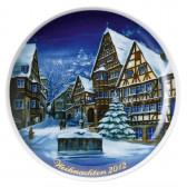 Weihnachtsteller 19 cm Coup - Zusatzsortiment 2012 7773