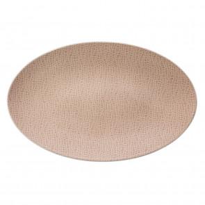 Servierplatte oval 40x26 cm 25673 Life