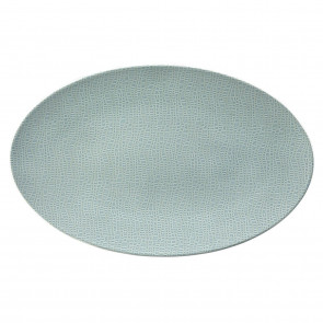 Servierplatte oval 40x26 cm 25674 Life