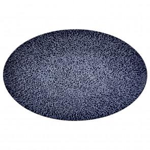Servierplatte oval 40x26 cm 65016 Life