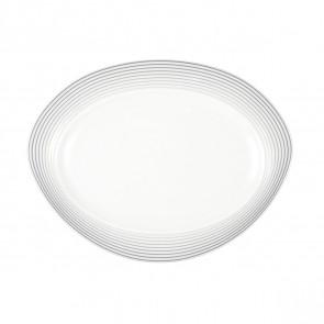 Servierplatte oval 25x19 cm 23328 Trio