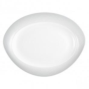 Servierplatte oval 35x27 cm 23328 Trio