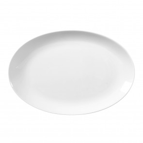 Servierplatte oval 28x19 cm 00003 Lido