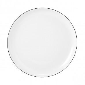 Frühstücksteller rund 20 cm - Lido Black Line 10826