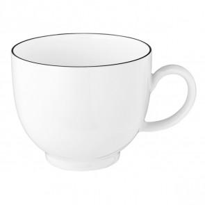 Kaffeeobertasse 0,22 l - Lido Black Line 10826