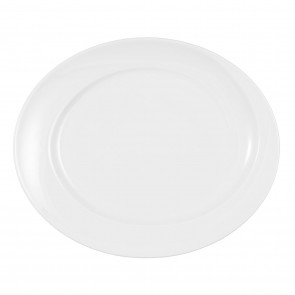 Servierplatte oval 32x26,5 cm 00003 Paso