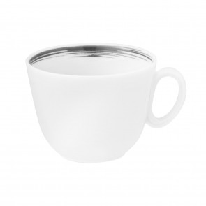 Cappuccinoobertasse 0,23 l - Paso Grey Brush 25707