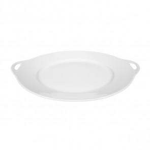 Kuchenplatte rund mit Griff 30x27 cm 00003 Rondo/Liane
