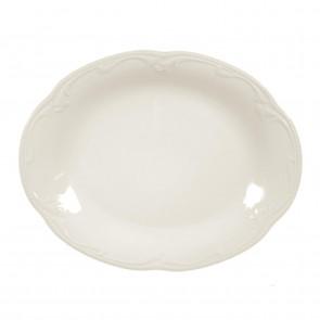 Servierplatte oval 31,5x24,5 cm 10855 Rubin