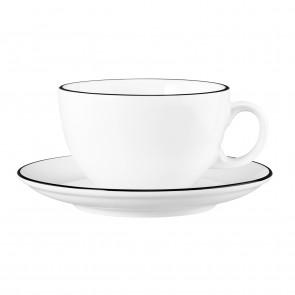 Milchkaffeetasse 1164 0,37 m. Untertasse 10826 Modern Life