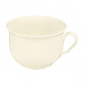 Milchkaffeeobertasse 0,37 l - Marieluise elfenbein uni 3