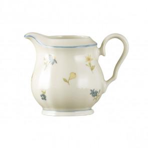 Milchkännchen 0,12 l - Marieluise elfenbein Streublume 30308