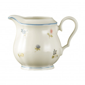 Milchkännchen 0,18 l - Marieluise elfenbein Streublume 30308