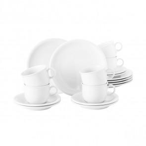Kaffeeservice 18-teilig 00007 Compact